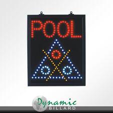 "LED-Schild ""Pool"""