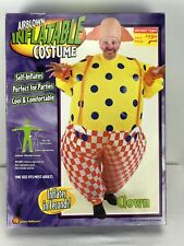 Gemmy Halloween Airblown Inflatable Costume One Size Clown Costume