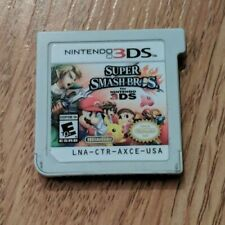 Super Smash Bros. (Nintendo 3DS, 2014) Cartridge Only Tested and Working