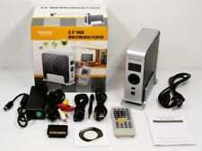 Sansun HDD Multimedia Player SN-3.5MPCI   MP3 mit 80 GB Festplatte OVP NEU