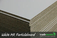 Particle Board White MR - 2400x1200x16mm Board Sheets Sydney NSW