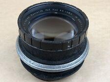 Bausch & Lomb 14 x 17 Tessar Series IIb Barrel Large Format Lens #2890929
