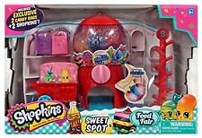 NEW Shopkins Sweet Spot Food Fair Playset *FREE SHIPPING*