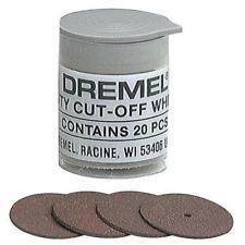 Dremel 420 coupant disque roue 24mm diamètre épaisseur 1mm ** Pack de 20 **
