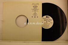 """I Dare You - Black Rob -  Ain't No Stoppin- Immortal Records LP 12"""" (VG) (PROMO)"""