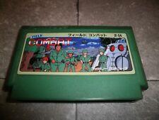 JEU NINTENDO FAMICOM(NES JAP): FIELD COMBAT - Cartouche seule