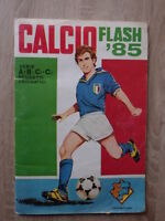 No PANINI Calciatori Album CALCIO FLASH 85 1985 ITALIA Figurine LAMPO Football