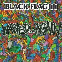 Black Flag - Wasted Again [New Vinyl]