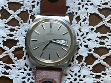 VINTAGE MENS OMEGA GENEVE AUTOMATIC WATCH DAY/DATE FUNCTION