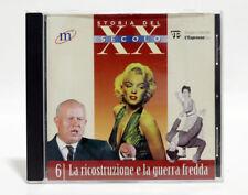 cd-rom STORIA DEL XX SECOLO - 6 - Ricostruzione e Guerra Fredda - L'espresso