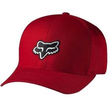 Fox Racing Cap Hat Legacy Flexfit Hat Red L/XL 58225-003 in stock