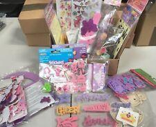Princess Children Craft Box (Scratch Art, Foam, Stickers, Beads etc)