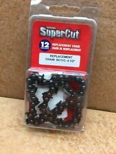 PMMI Supercut 12 Tooth repacement chain made in  USA