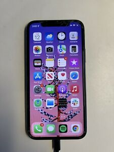 Cracked/Issues Apple iPhone 11 Pro - 64GB - Space Gray (T-Mobile) A2160
