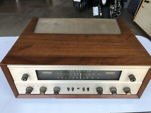 Fisher 800C Tube Receiver, Ready For Restoration