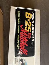 "B-25 ""Billy"" Mitchell R/c. plane Kit Bnib - Royal Models , MRM ,marutaka"