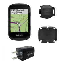 Garmin Edge 530 GPS Cycling Computer w Garmin 2nd Gen Speed and Cadence Sensor