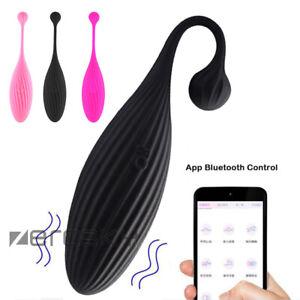 Women Wearable Panty Kegel Massage Wand Wireless APP Bluetooth Remote Control