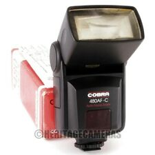 Bounce Zoom TTL Dedicated Auto Flash for most Canon EOS Film SLR Cameras (Boxed)