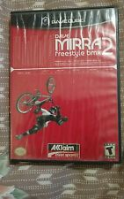 Nintendo Gamecube Dave Mirra Freestyle BMX 2 100% complete w/ manual