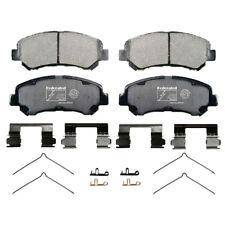 Disc Brake Pad Set-SE-R Spec V Front Federated D1338C