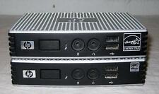 Lot of 2 HP Thin Client t5325 HSTNC-007-TC @1.2GHz  512MB RAM/Flash