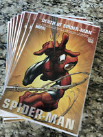 10 Copies of ULTIMATE SPIDER-MAN#160 NM 2011 MARVEL COMICS- Death of Spider-man!