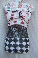 MISS SIXTY Women's Knit Sexy Sleeveless Top Tunic Black Clubwear SZ S - EUC