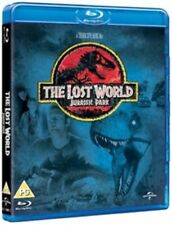 Jurassic Park II The Lost World Blu-ray 1997 DVD Region 2