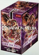 """Yu-Gi-Oh Card """"Dimension of Chaos"""" Booster box (40Packs) / Korean"""