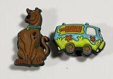 2006-08 Scooby-Doo & Mystery Machine Jibbitz Hanna-Barbera Shoe Charm