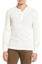 Polo Ralph Lauren Beige Regular Fit Ribbed Henley XXL BNWT