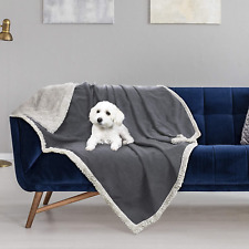 Waterproof Dog Blanket,Pet Pee Proof Couch Cover for Bed Sofa Car Furniture Mat