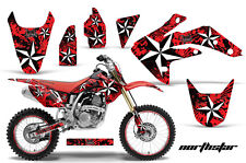 Honda Graphic Kit AMR Racing Bike Decal CRF 150R Decal MX Parts 07-15 NORTHSTAR