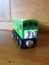 Boco Thomas & Friends Wooden Railway Train / Learning Curve * Immaculate *