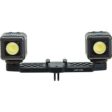 Lume Cube 1500 Lumen LED Light Dual Kit for GoPro - Black
