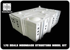 Space 1999 moonbase alpha building model kit 1:72 scale by century castings