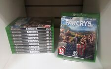 Far Cry 5 - Xbox One - BRAND NEW & FACTORY SEALED - UK SELLER - FREE P&P