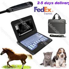 VET Veterinary portable Ultrasound Scanner Machine For Animals,7.5M Rectal Probe
