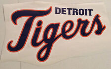 """Detroit Tigers"" Fathead Official Team Banner Sign 20"" x 12"" Mlb Wall Graphics"