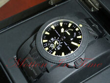 Ulysse Nardin Maxi Marine Diver Black Sea W/ Yellow 45mm Ref: 263-92-3C/924