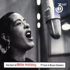 Billie Holiday - Best of Billie Holiday      *** BRAND NEW 3CD BOXSET ***