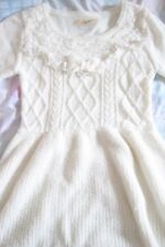 Kawaii Gyaru Authentic LizMelo (Liz Lisa x My Melody) Long Sleeve Knit Dress