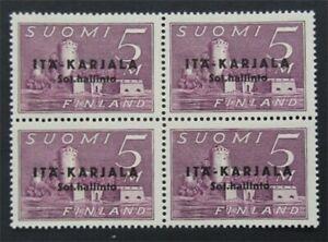 nystamps Finland Karelia Stamp # N6 Mint OG NH    S17x368