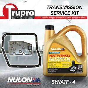 SYNATF Transmission Oil + Filter Service Kit for Toyota Avalon Camry MCV36R V6