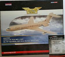 Corgi Aviation Vickers Vickers VC-10 K.MK.2 certificat AA37003 nº 1054 de 1054