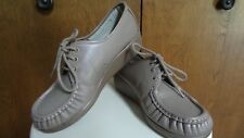 SAS Siesta Lace-up Leather Oxford Shoes, women's 8 M