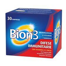 PROCTER & GAMBLE Bion 3 - Integratore per le difese immunitarie 30 compresse