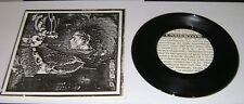 """Undertow The Extinction Of That Is Holy 45 7"""" w/PS PICTURE SLEEVE VINYL N/MINT"""