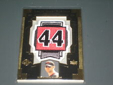 ADAM DUNN REDS SP CERTIFIED AUTHENTIC COMMEMORATIVE SWEET SPOT PATCH CARD
